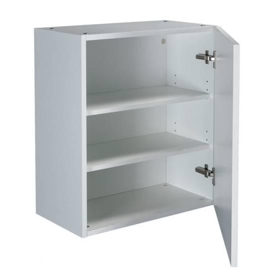 Meuble haut – 1 porte : disponible en plusieurs largeurs de 30 à 60 cm