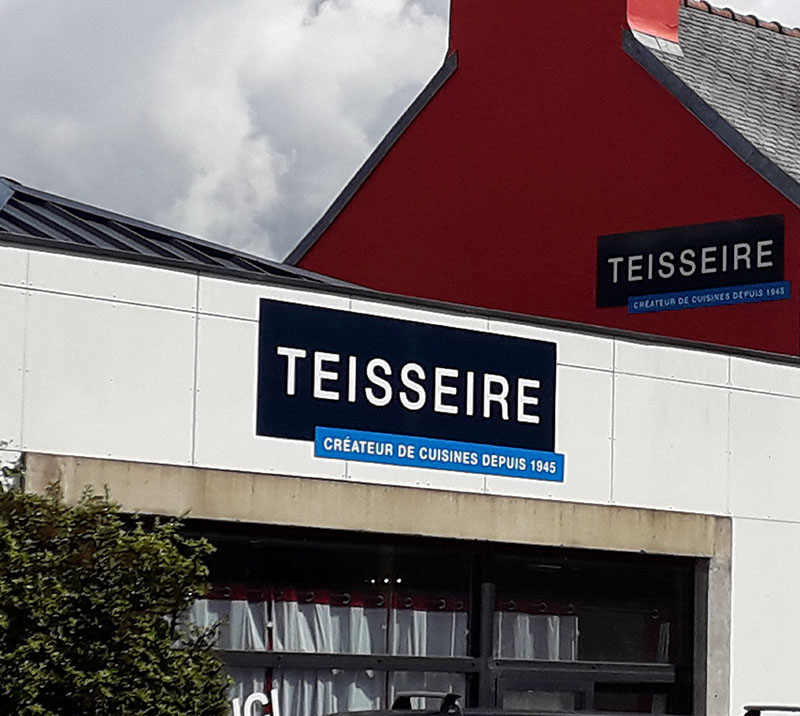magasin teisseire brest 29