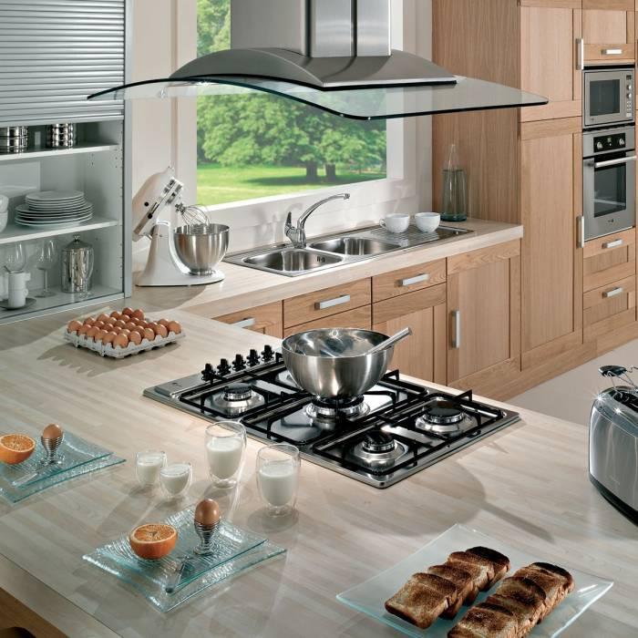 Quelle matière choisir pour le plan de travail de sa cuisine ?